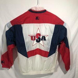 1996 Atlanta USA Olympic Vintage Windbreaker